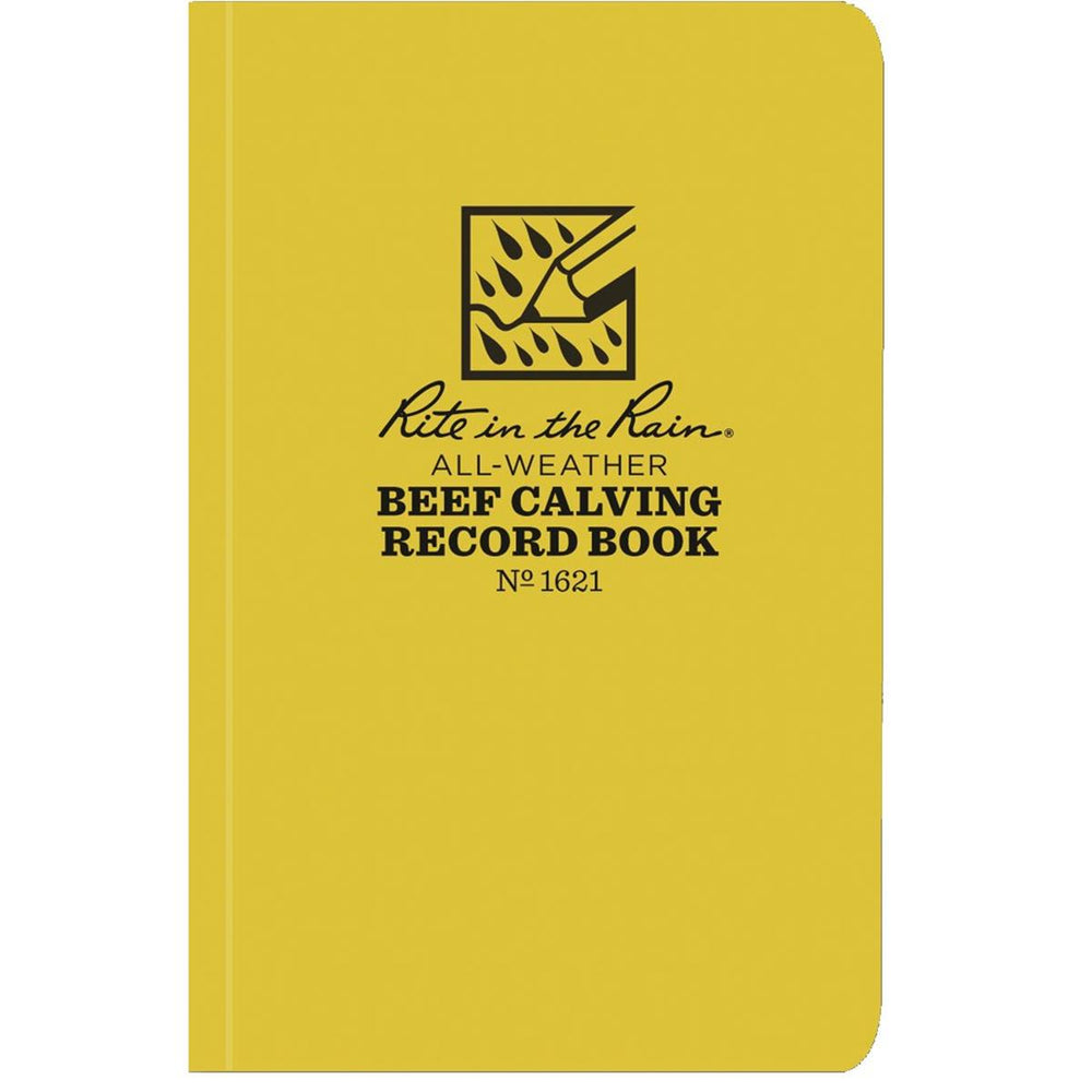All-Weather Beef Calving Record Book