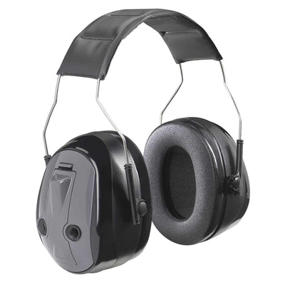 3M™ PELTOR™ PTL Earmuffs H7A-PTL, Headband Headset, Case of 10