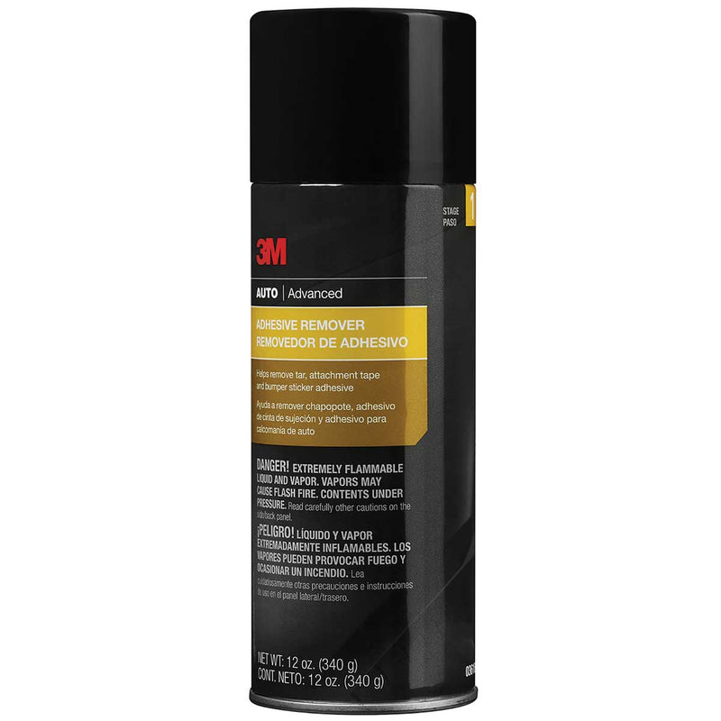 3M™ Adhesive Remover, 03618, 12 oz, Case of 4