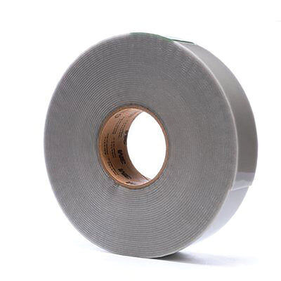 3M™ Extreme Sealing Tape 4412G, Gray, 2 in x 18 yd, 80 mil, Case of 6