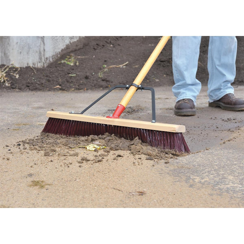 Magnolia #22 Best All-Purpose Broom, 24""
