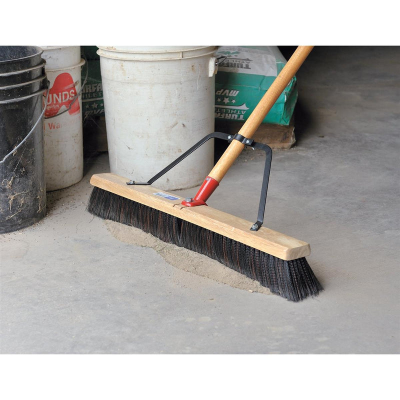 Magnolia #56 Fine to Medium Sweeping Broom, 24""