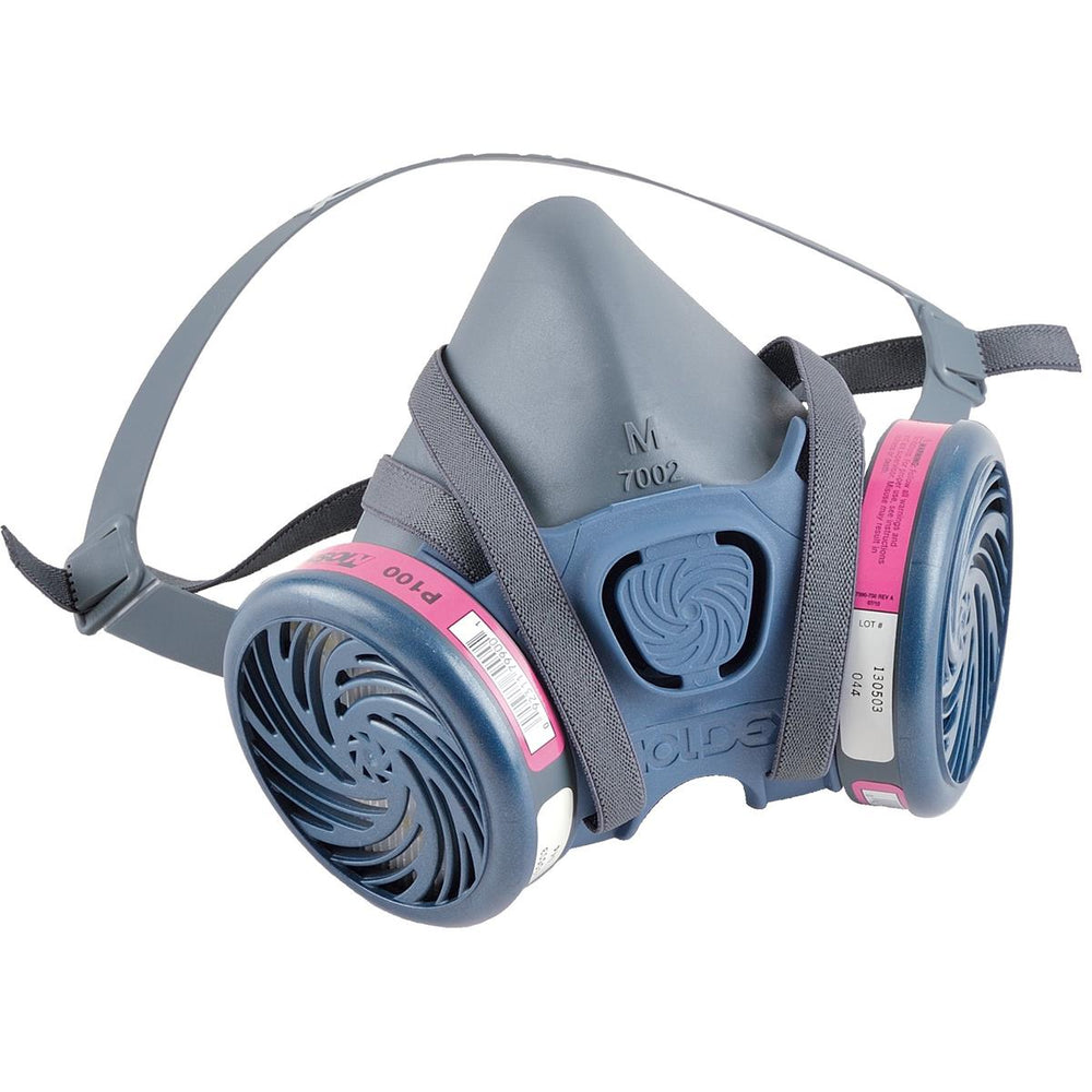 7000 Series P100 Half-Mask Respirator Kit