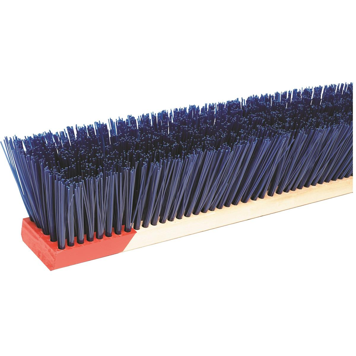 #94 Heavy-Duty, Plastic Bristle Sweeping Broom, 24""
