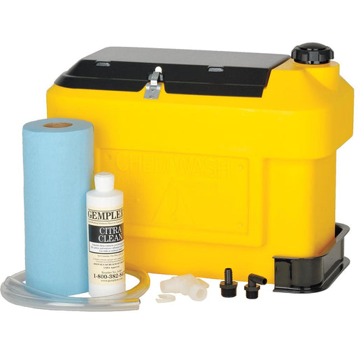 Spray Rig Decontamination Kit