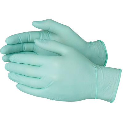 5-mil Nitrile Exam Gloves with Aloe