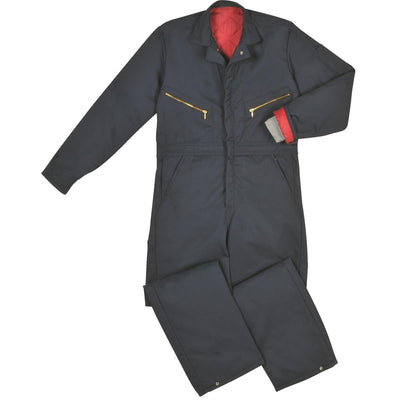 Twill Insulated Coveralls