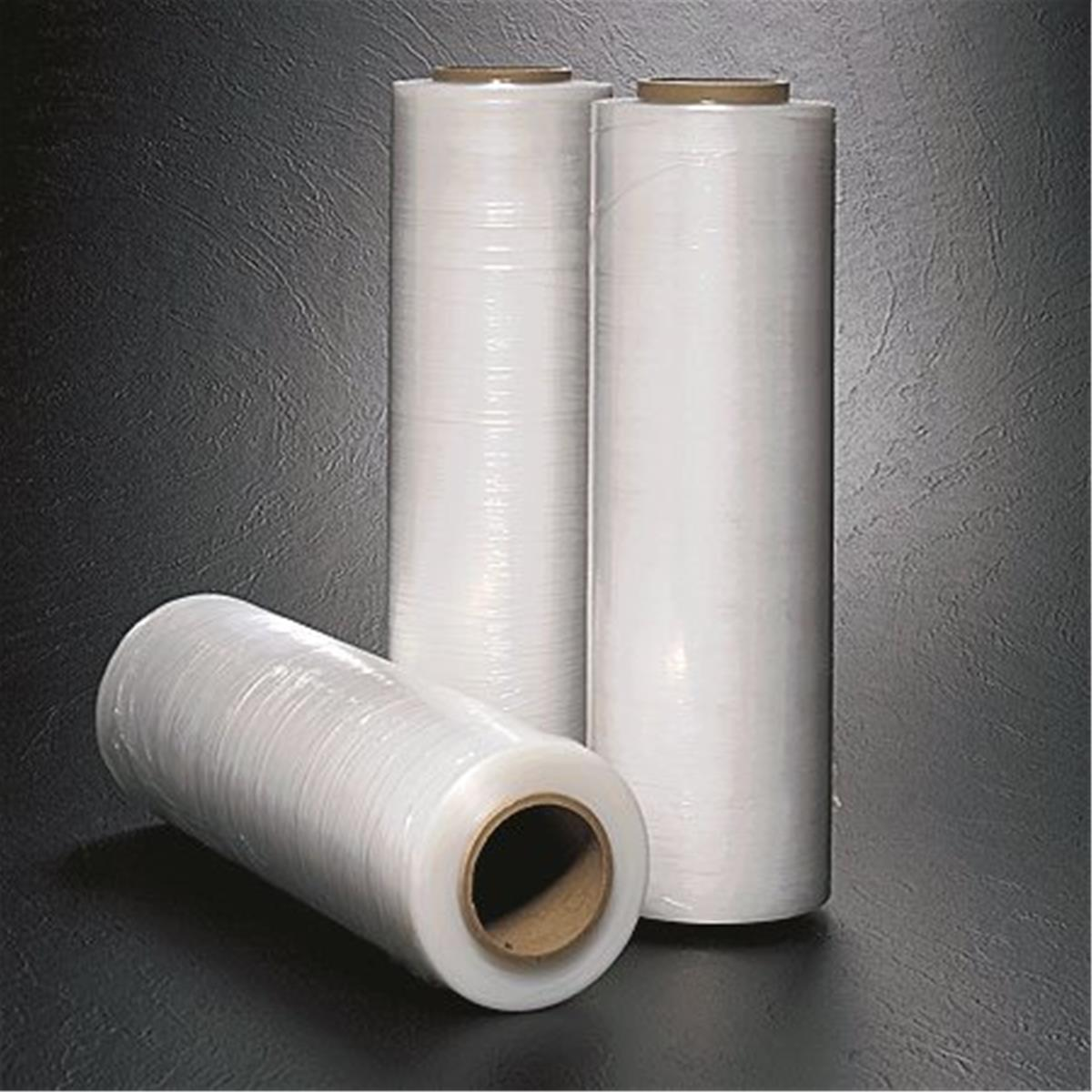 "High-Capacity Stretch Wrap, 18""W"