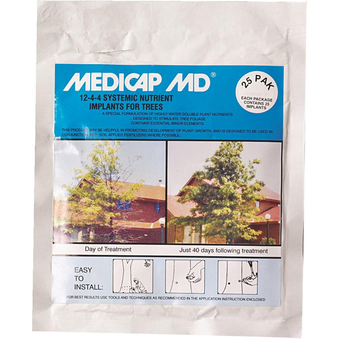 Medicap® Systemic Tree Care Implants