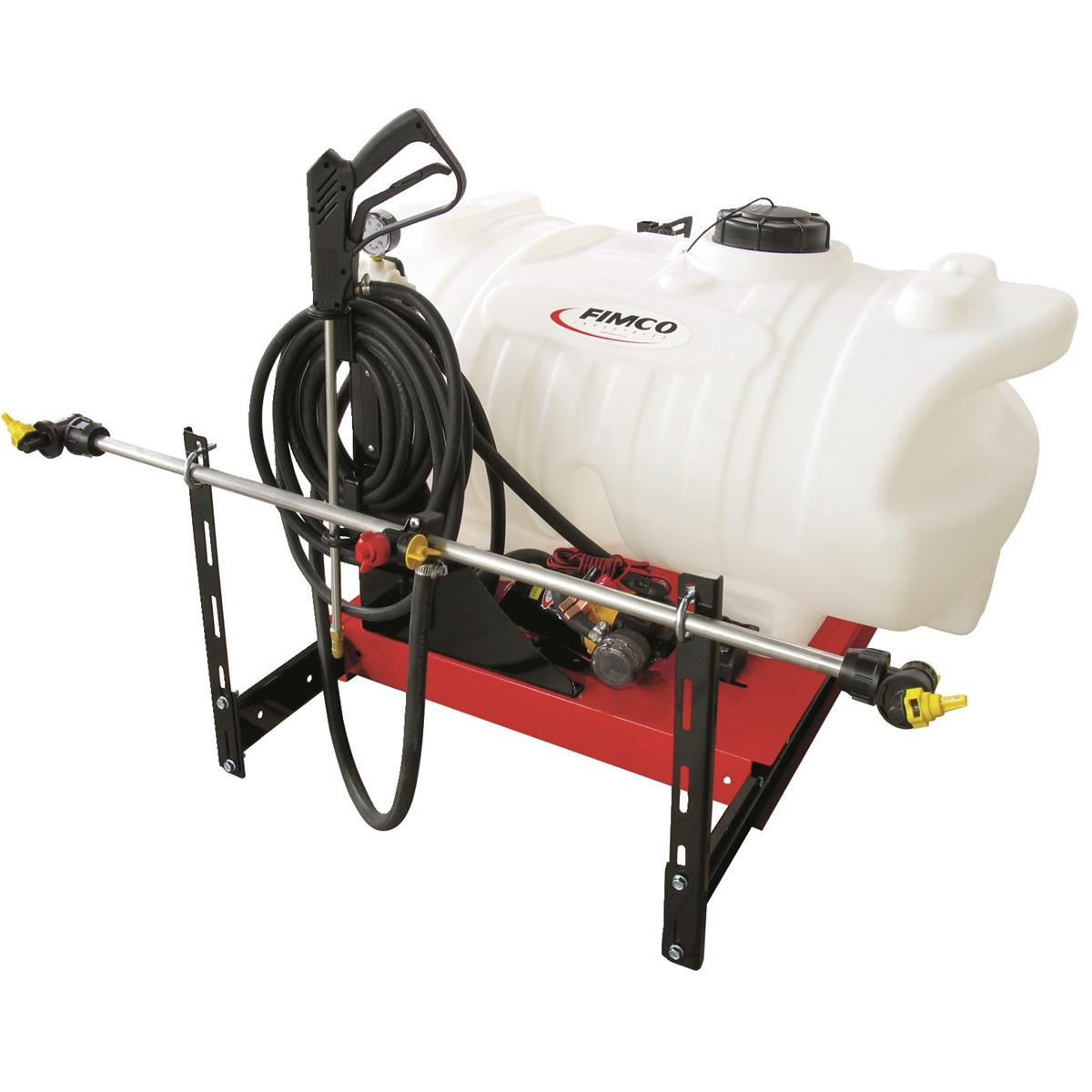 Boomless Utility Skid Sprayer, 40 gal.