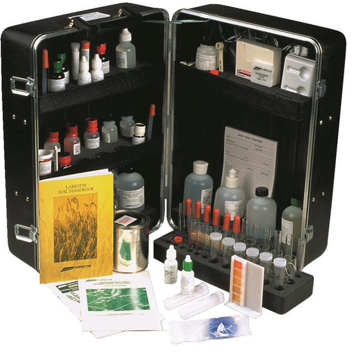 LAMOTTE Professional Soil Test Kit