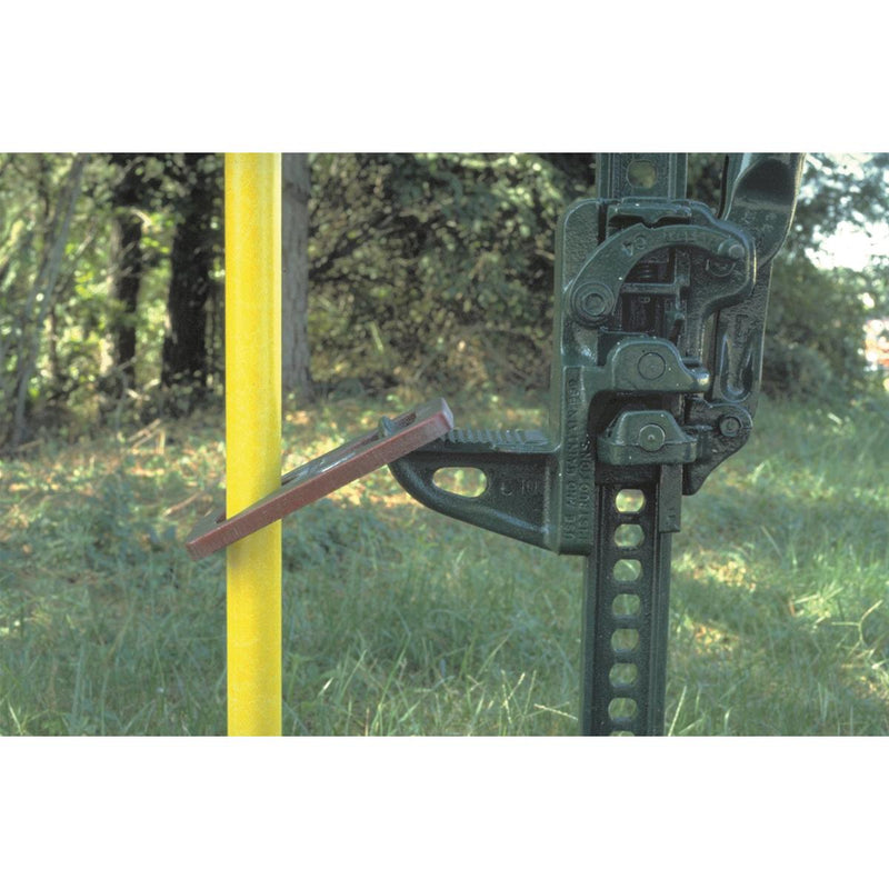 Fence Post Puller Instructables