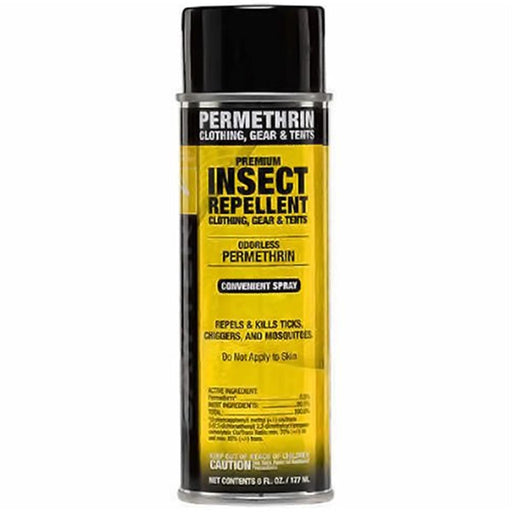 Premium Insect Repellent for Clothing and Gear, 6-oz. Aerosol