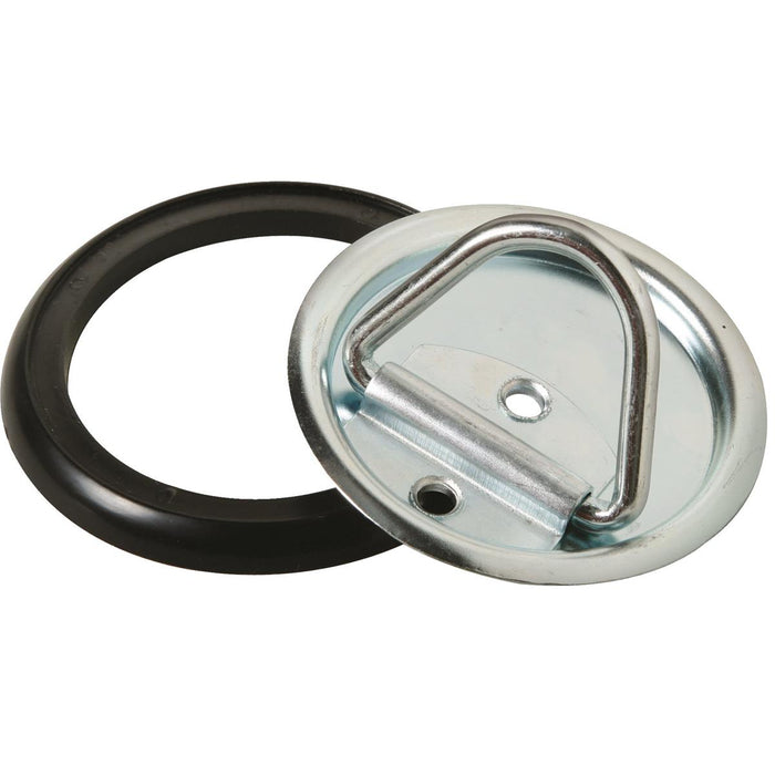 Medium-duty Recessed Mount Rope Ring/Surface Mount Ring
