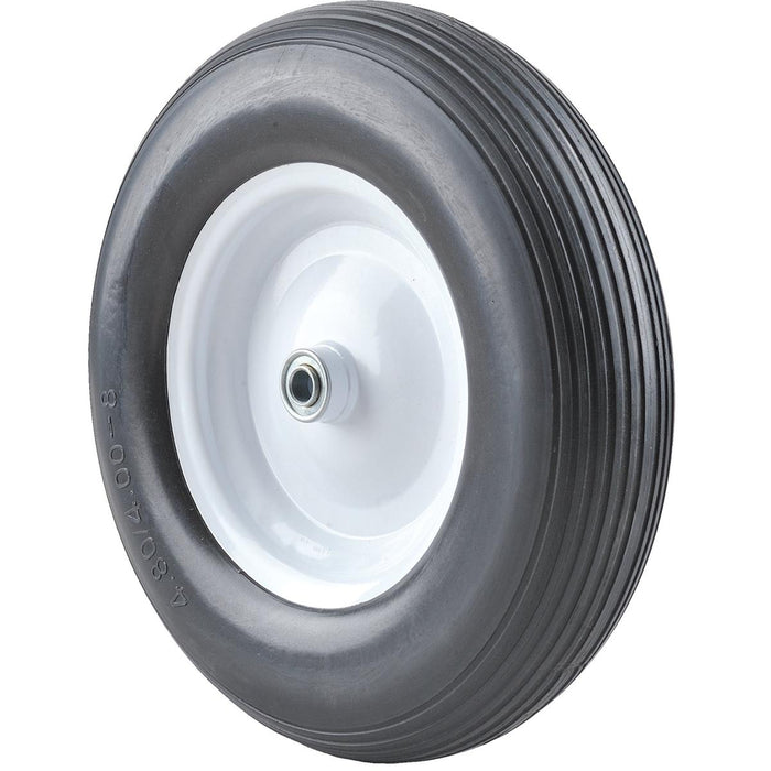 Low Speed Solid Rib Cart Tire and Wheel Assembly