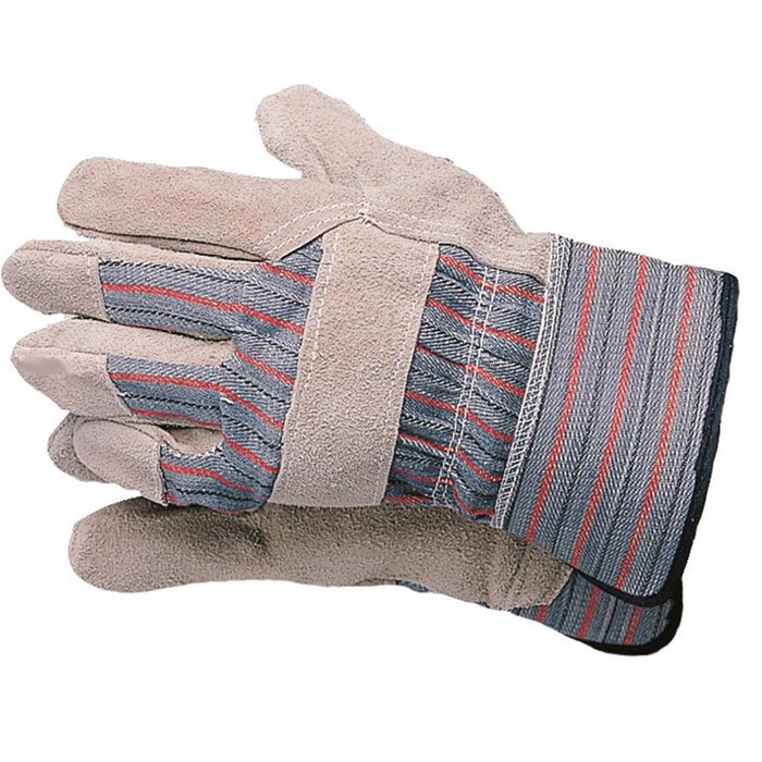 KINCO INTERNATIONAL Leather Palm Gloves
