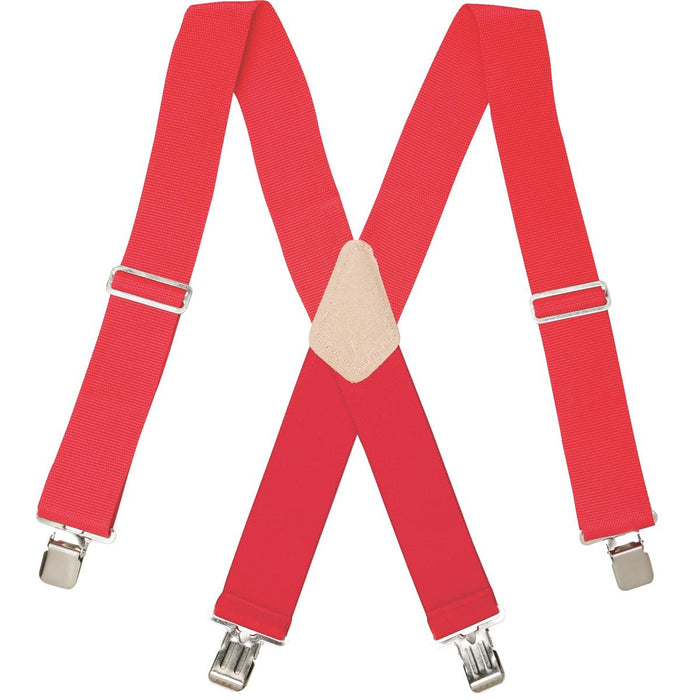 Heavy-Duty Clip-on Suspenders
