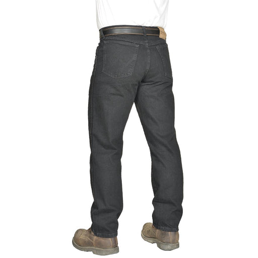 Wrangler Rugged Wear Relaxed-Fit Jeans, Black