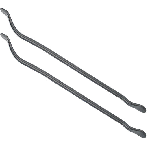 "16""L x 7/16"" Stock Tire Iron, One Pair"