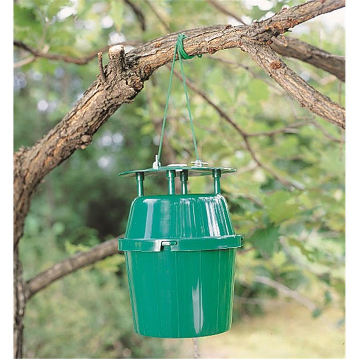 Reusable Green Bucket Trap, 4 Pieces