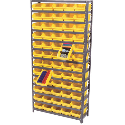 Small Part Shelving System