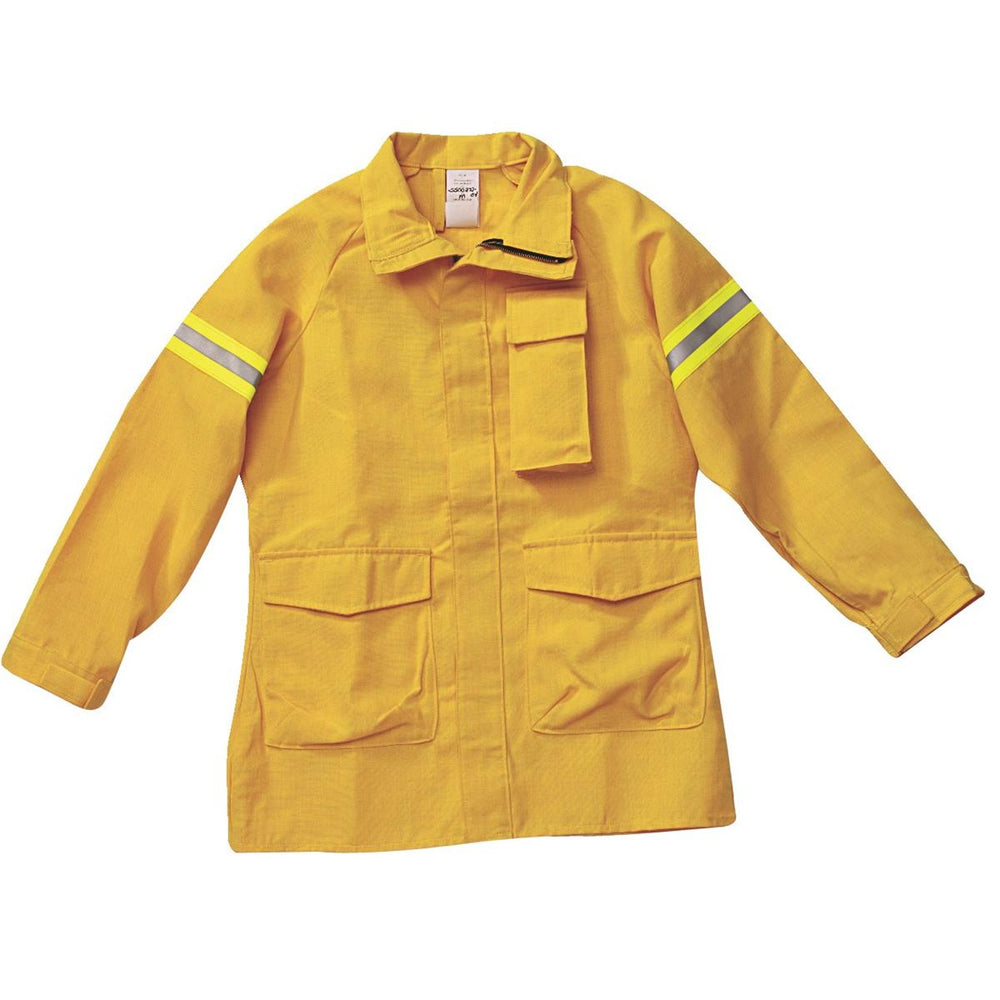 Wildland Firefighter Classic™ Style Coat with Nomex® Fabric