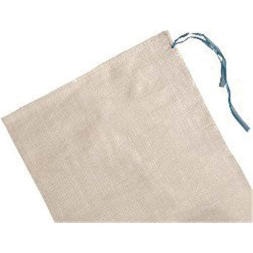 "Woven Plastic Bags with Tie, 17""W x 27""L"