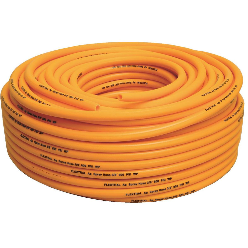 "High-pressure 1/2"" I.D. 100'L PVC Sprayer Hose"