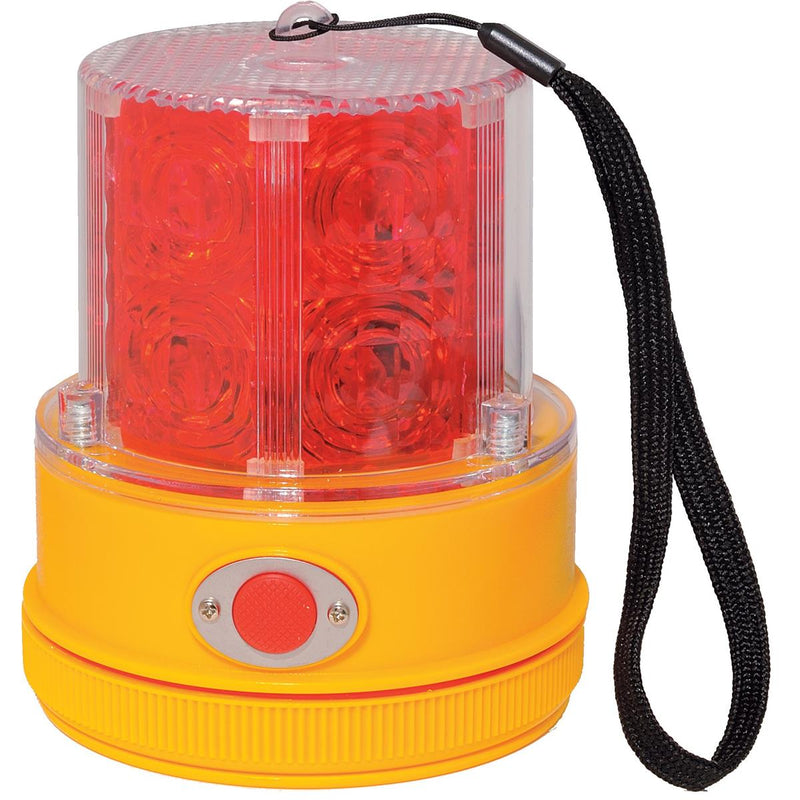Ultra-Bright, 24 LED Battery-Powered Strobe Light