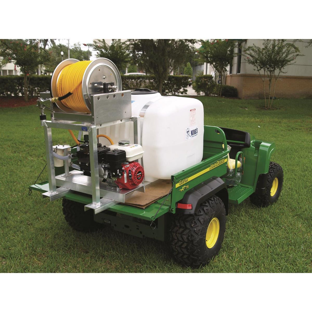 Universal Skid Sprayer, 100 gal.