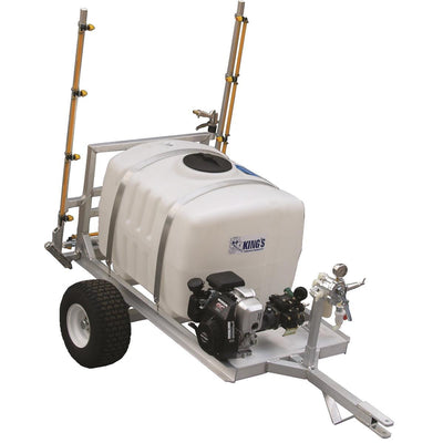 100-gal. Two-Wheel Trailer Sprayer with 12'L Boom