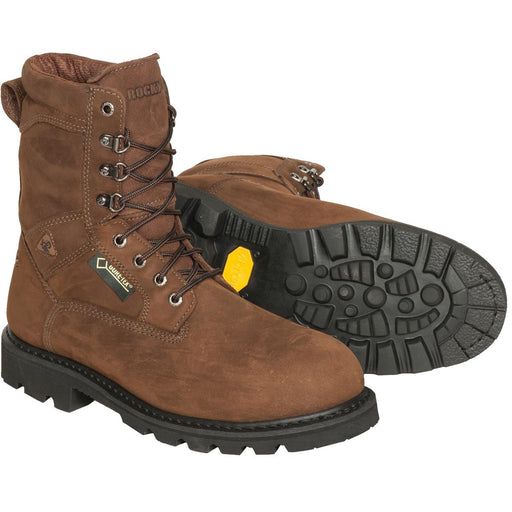 "Rocky Gore-Tex® 8""H Insulated Steel Toe Boots"