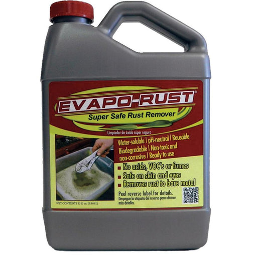 Super Safe Rust Remover