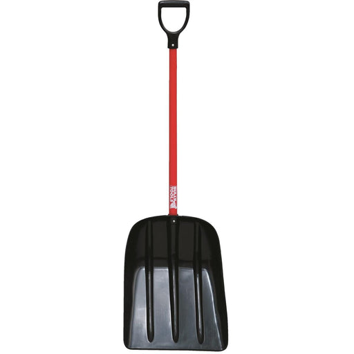 Poly Scoop Shovel with D-Handle