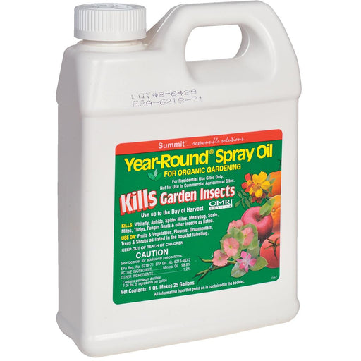 Year-Round Spray Oil -- Quart Concentrate