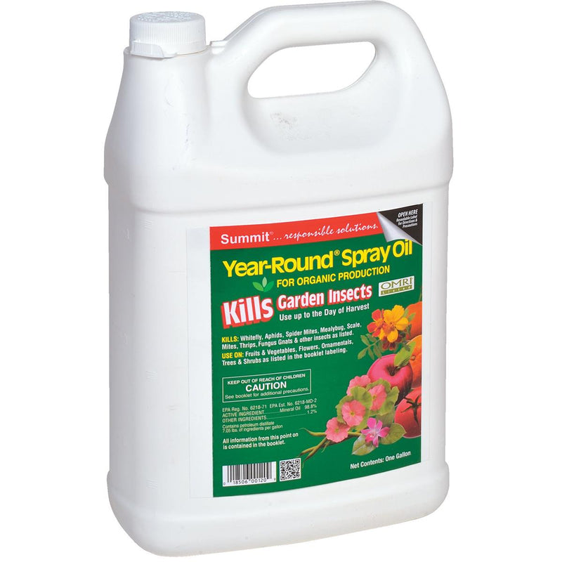 Year-Round Spray Oil -- Gallon Concentrate