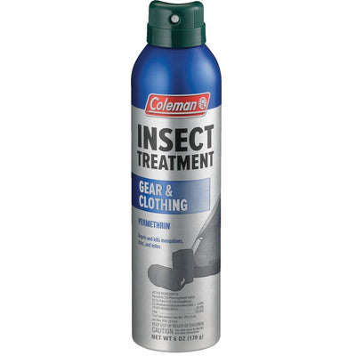 Gear & Clothing Insect Treatment