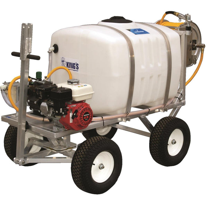 Kings 100-gal. Trailer Sprayer with 150'L Hose
