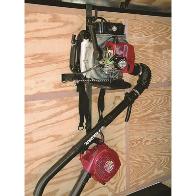 Backpack Blower Trailer Rack