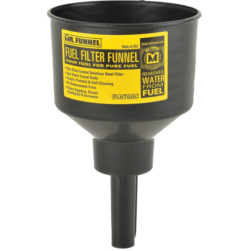 "Mr. Funnel® 8-1/2"" Filter Funnel"