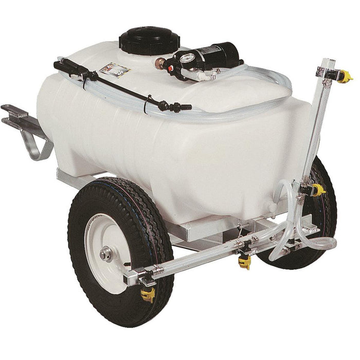 Kings 25-gal. Commercial-Grade Trailer Sprayer
