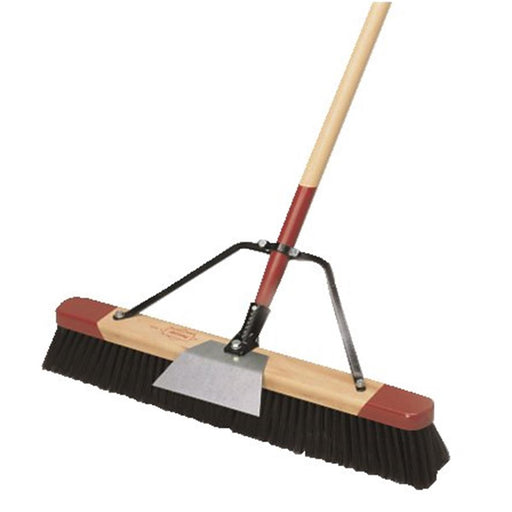 "Harper 6-3/4""W Scraper for Broom"