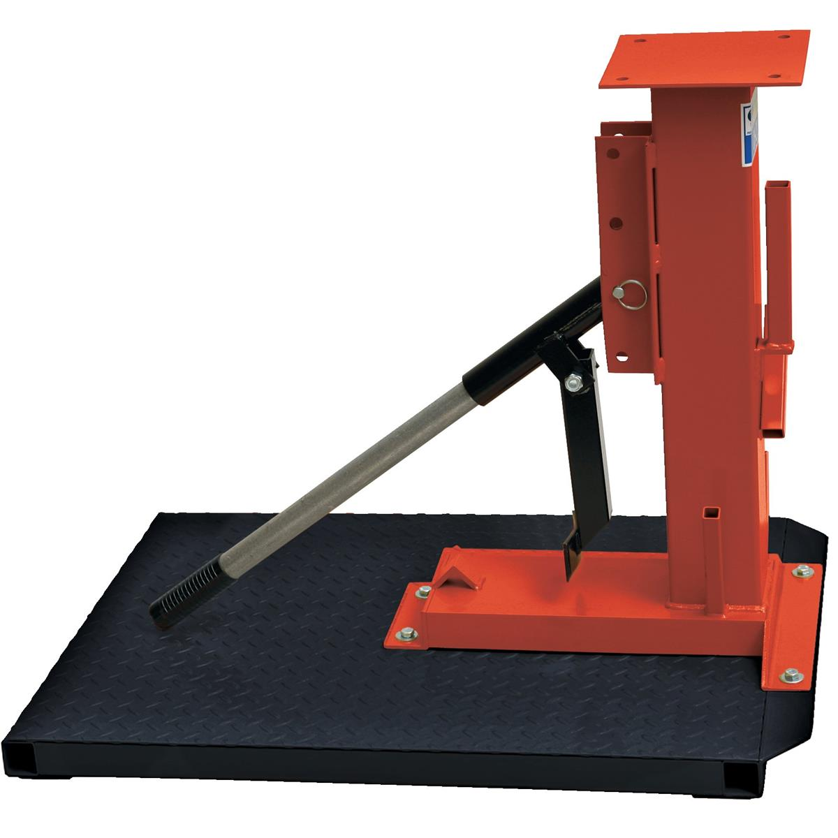 Tire Changing Stand with Bead Breaker