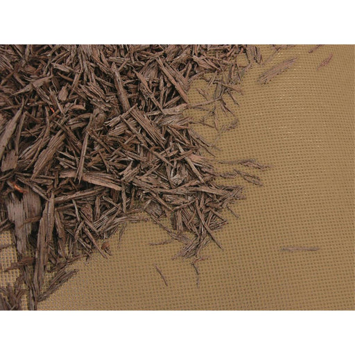 Brown Non-Woven Spunbound DeWitt Weed Fabric