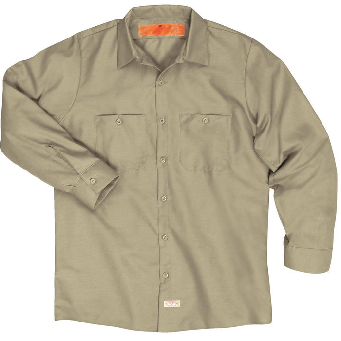 Long Sleeve Polyester/Cotton Shirt