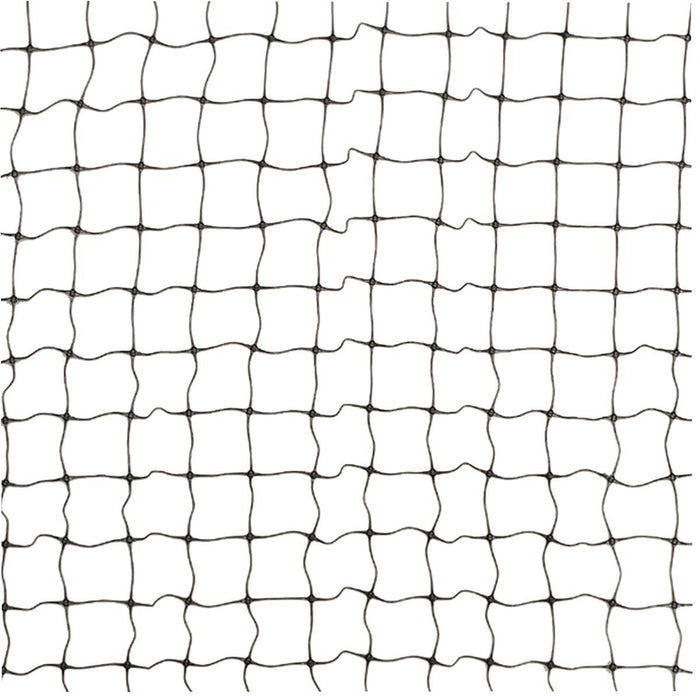 Black All-Purpose Plant Netting, 14'H x 30'L