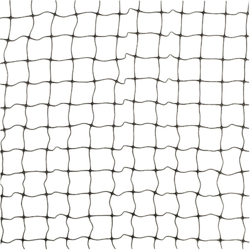 Black Multi-Purpose Plant Netting, 3' x 25'