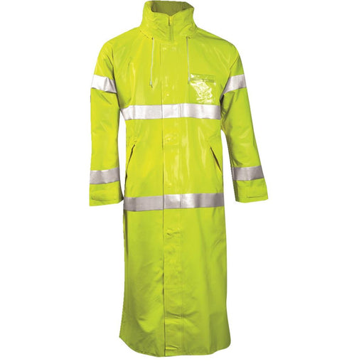 Tingley Comfort-Brite™ Hi-Vis Safety Raincoat