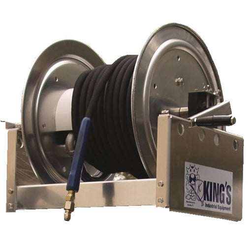 "12""-dia. Reel with 100'L Hose"