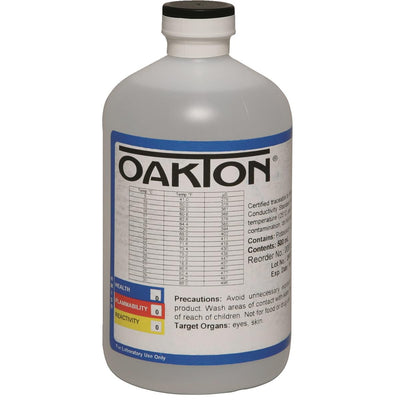 Conductivity Calibration Solution, 447 µS 1 pt.